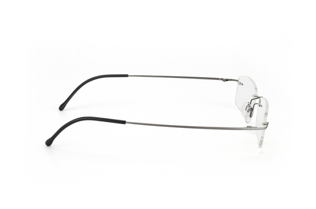 Aspect by Mister Spex James Titanium TN 3040U 5 vue en perpective