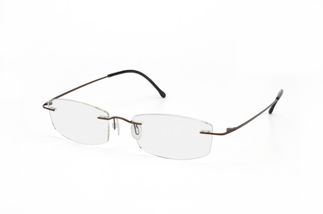 Mister Spex Collection Fugard Titanium TN 3042 010 Perspektivenansicht