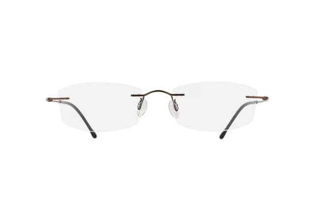 Mister Spex Collection Fugard Titanium TN 3042 010 vista en perspectiva