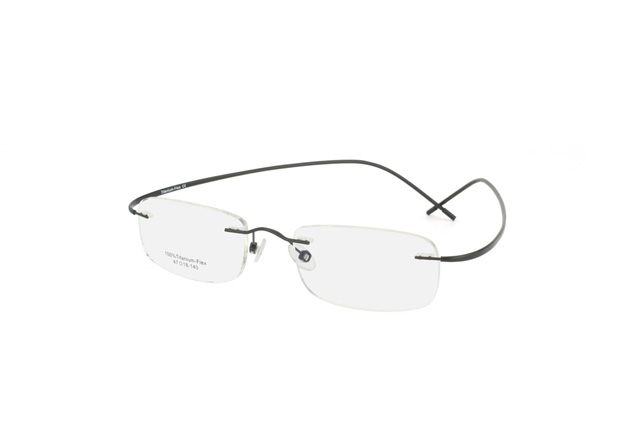 Mister Spex Collection Havel Titanium 1016 001 kuvakulmanäkymä