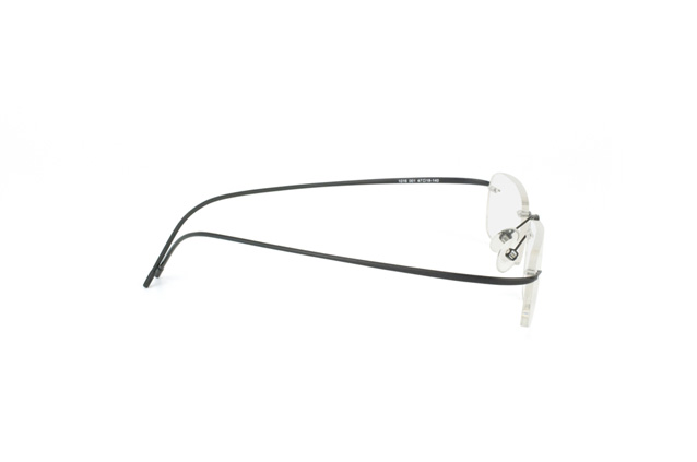 Mister Spex Collection Havel Titanium 1016 001 vue en perpective
