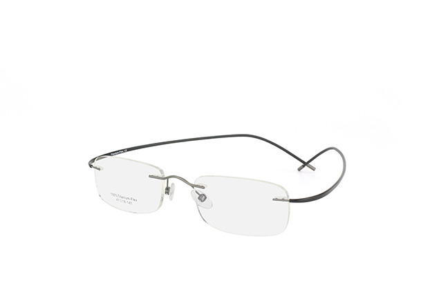 Mister Spex Collection Havel Titanium 1016 002 vue en perpective