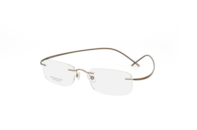 Mister Spex Collection Havel Titanium 1016 003 Perspektivenansicht