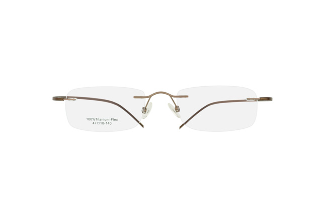 Mister Spex Collection Havel Titanium 1016 003 vista en perspectiva