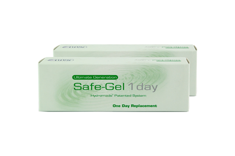 Safe-Gel Safe-Gel 1 day Frontansicht