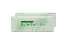 Safe-Gel 1 day 2x30 Tageslinsen, Safilens