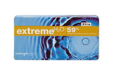 Extreme Extreme H2O Xtra Frontansicht