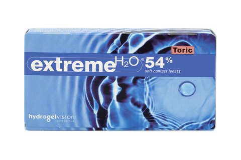 Hydrogel Vision - Extreme H2O Toric