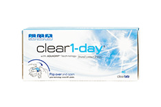 Clear Clear1-day klein