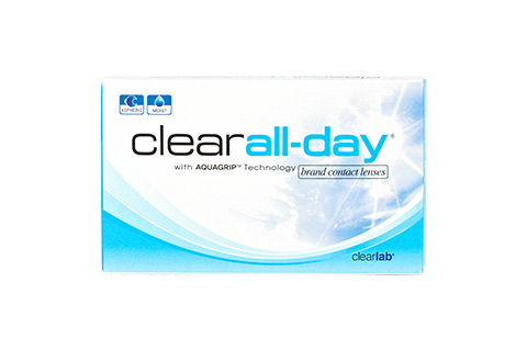 Clear Clear all-day Frontansicht