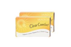 Clear Comfort 2x6 Monatslinsen, Sauflon