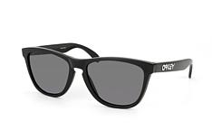 Oakley Frogskins OO 9013 24-306, Square Sonnenbrillen, Schwarz
