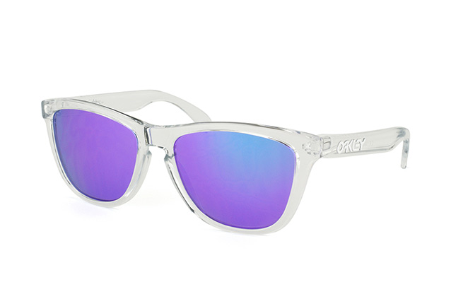 be295537607 ... Oakley Sunglasses  Oakley Frogskins OO 9013 24-305. null perspective  view ...