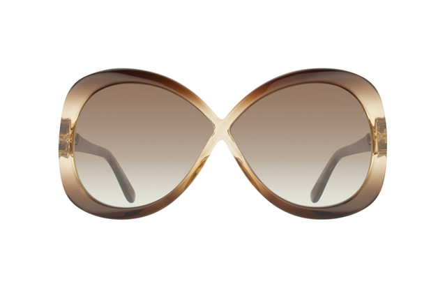 Tom Ford Margot FT 0226 / S 47F Perspektivenansicht