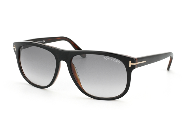 Tom Ford Olivier FT 0236 / S 05B vue en perpective
