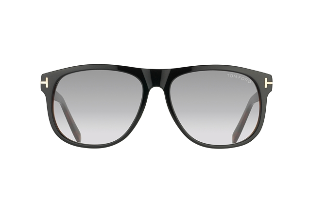 Tom Ford Olivier FT 0236 / S 05B vista en perspectiva