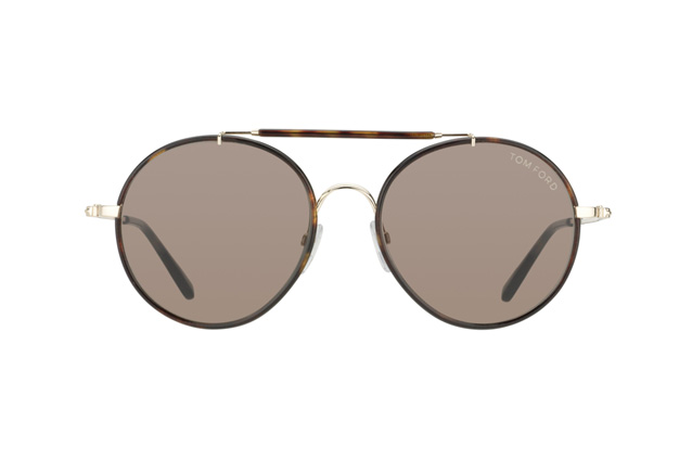 Tom Ford Samuele FT 0246 / S 28J Perspektivenansicht