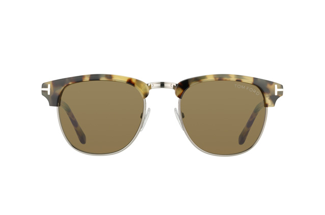 Tom Ford Henry FT 0248 / S 55J vista en perspectiva