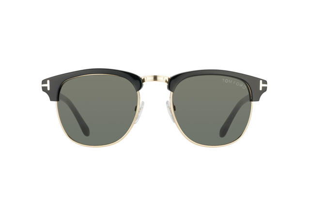 Tom Ford Henry FT 0248 / S 05N vue en perpective