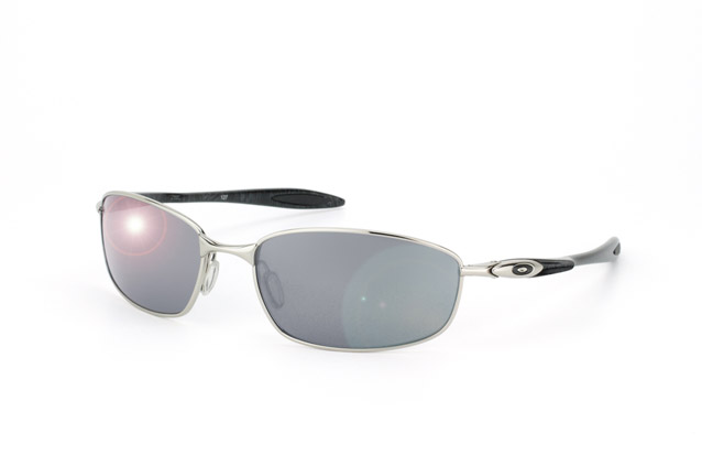 oakley prescription sunglasses blender  oakley blender oo 4059 02 perspective view