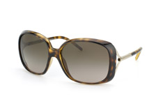 Burberry BE 4068 300213, Square Sonnenbrillen, Braun