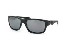 Oakley Jupiter Squared OO 9135 09, Sporty Sonnenbrillen, Schwarz