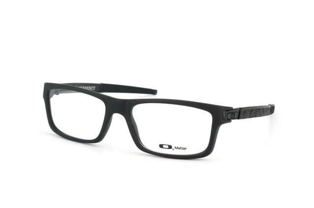 Oakley Currency OX 8026 01 vue en perpective