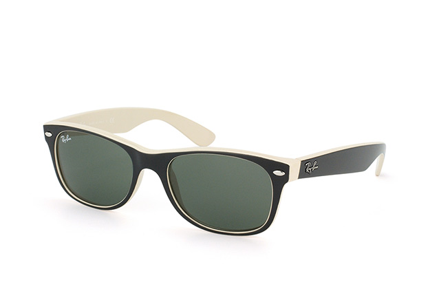 Ray-Ban New Wayfarer RB 2132 875 perspective view