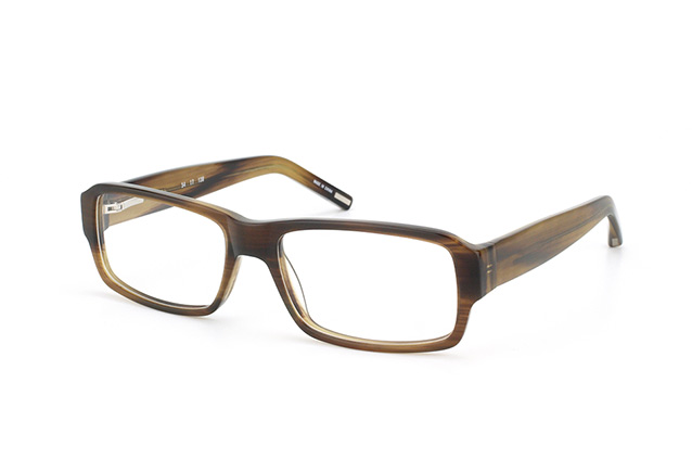 Mister Spex Collection 1025 003 vista en perspectiva