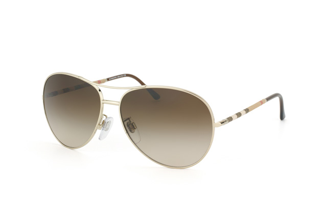aca46545eafa ... Burberry Sunglasses  Burberry BE 3056 100213. null perspective view ...