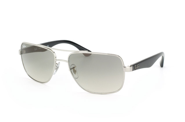 d4a71b2bbf2ff ... Sunglasses  Ray-Ban RB 3483 003 32. null perspective view ...