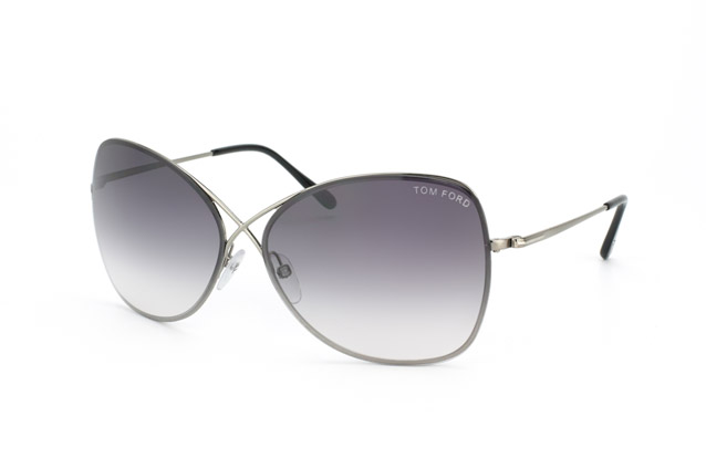 Tom Ford FT 0250 / S 08C vue en perpective