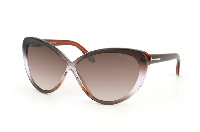 Tom Ford Madison FT 0253 / S 50Z vista en perspectiva