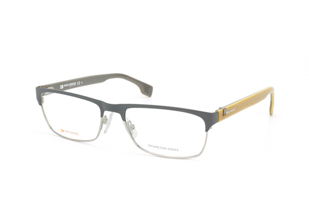 d156a43eeca3 ... BOSS ORANGE Glasses  BOSS ORANGE BO 0072 CS4. null perspective view ...