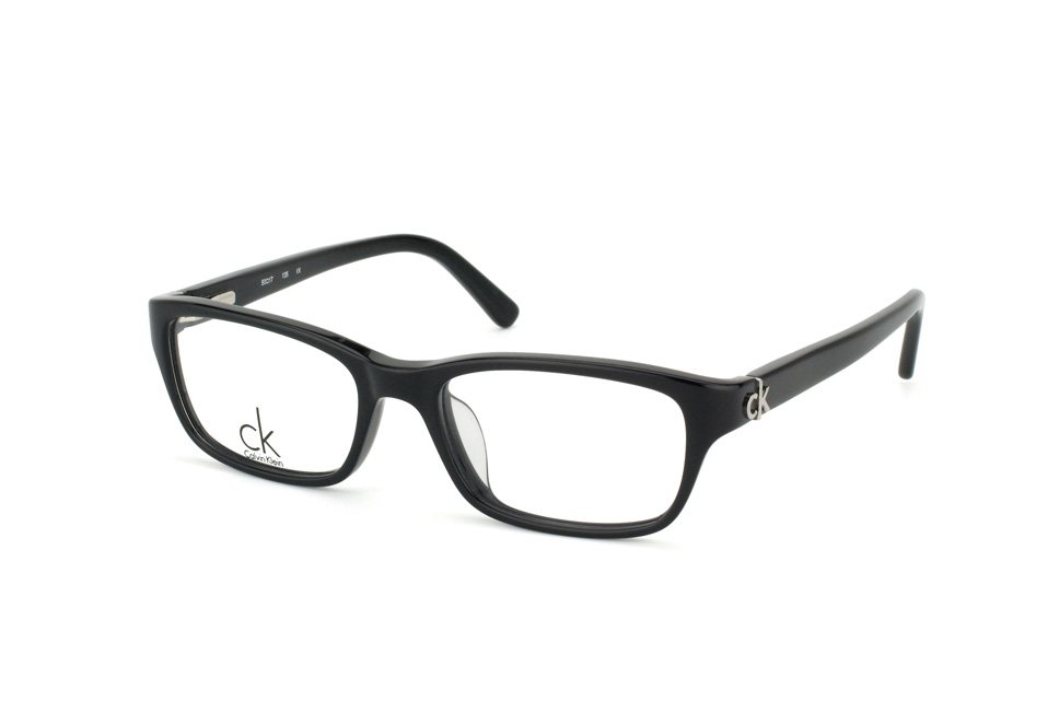 Calvin Klein Damen Brille » CK8528«, schwarz, 001 - schwarz