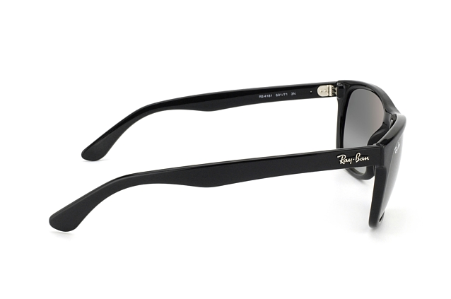 Ray-Ban RB 4181 601/71 vista en perspectiva