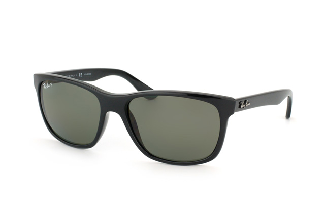 Ray-Ban RB 4181 601/9A perspective view