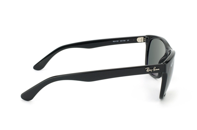 Ray-Ban RB 4181 601/9A vista en perspectiva
