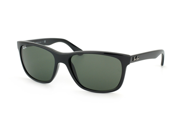 e991b3e3aa ... Ray-Ban RB 4181 601. null perspective view ...