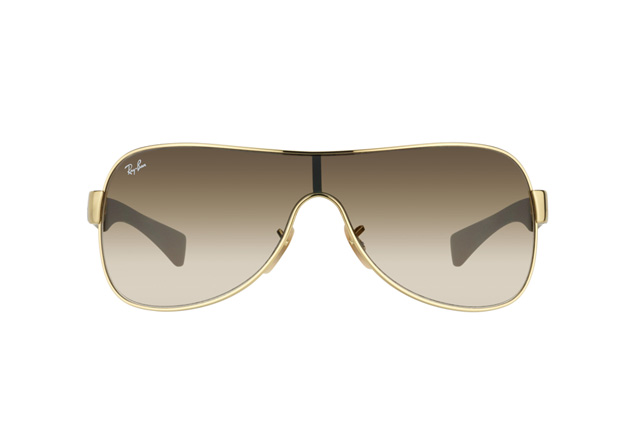 Ray-Ban RB 3471 001/13 vista en perspectiva