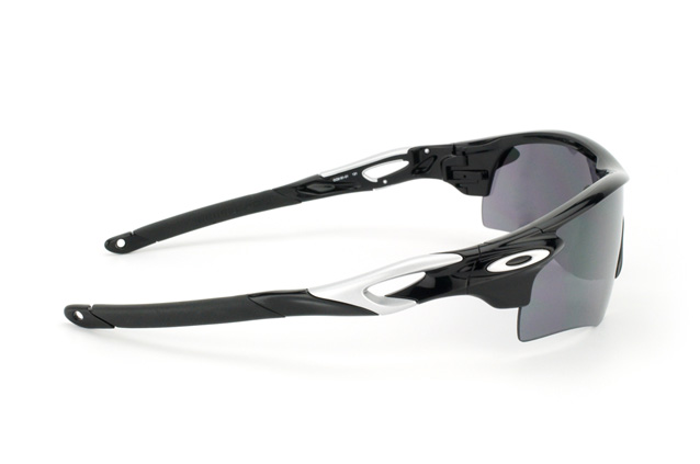 Oakley Radarlock Path OO 9181 01 vista en perspectiva