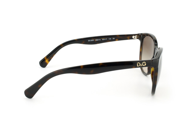 Dolce&Gabbana DD 3091 502/13 perspective view