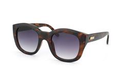 Le Specs Runaways LSP 1202058, Square Sonnenbrillen, Braun
