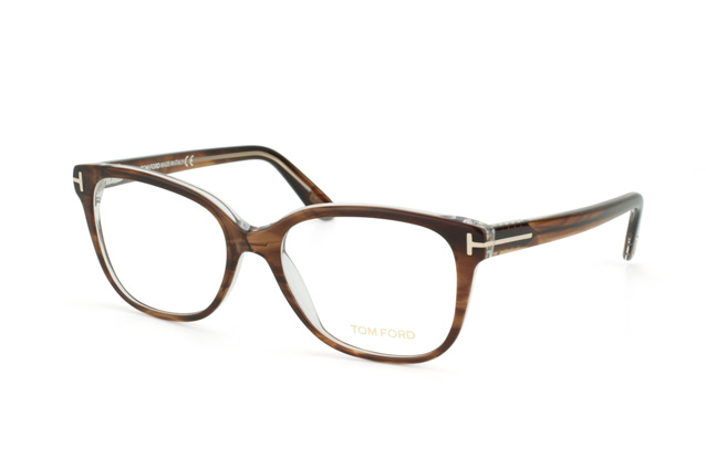Tom Ford FT 5233 / V 052 vue en perpective