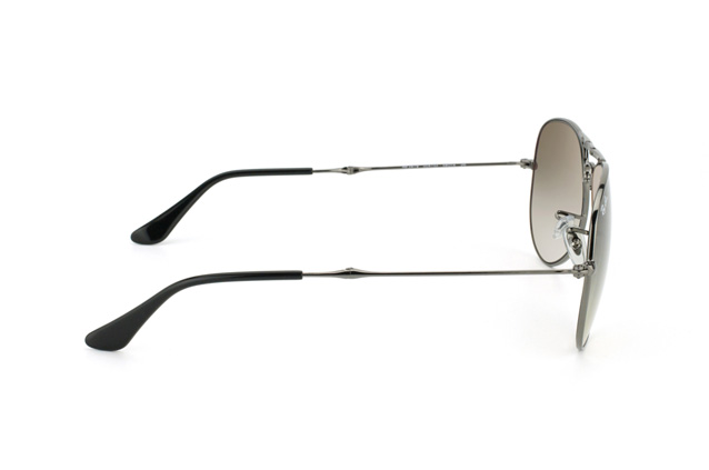 Ray-Ban Folding Aviator RB 3479 004/32 vue en perpective