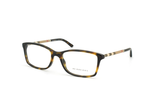 Burberry BE 2120 3002 vue en perpective