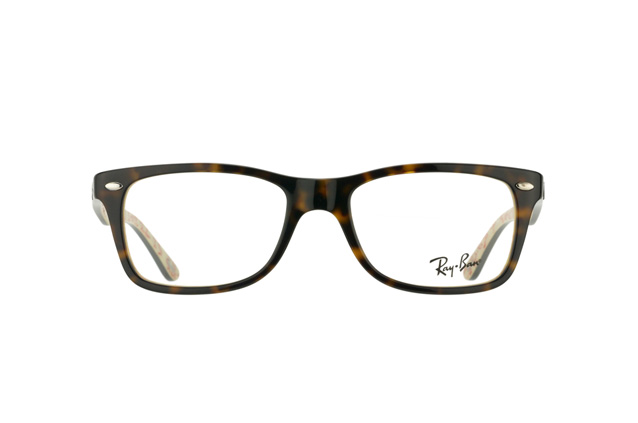 Ray-Ban RX 5228 5057 perspective view