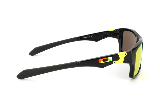 Oakley Jupiter Squared Valentino Rossi OO 9135 11 perspective view