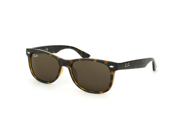 Ray-Ban Junior RJ 9052S 152/73 Perspektivenansicht