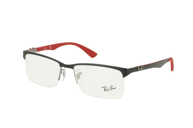 Ray-Ban RX 8411 2509 perspective view